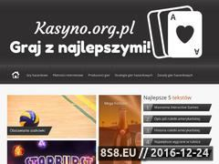 Miniaturka domeny kasyno.org.pl