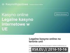 Miniaturka domeny www.kasynowyjazdowe.pl