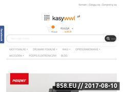 Miniaturka kasywwl.pl (Kasy fiskalne)