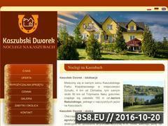 Miniaturka domeny kaszubski-dworek.pl