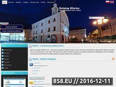 Miniaturka domeny www.katalog.gliwice.pl