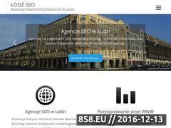 Miniaturka domeny katalog.lodzseo.pl