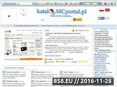 Miniaturka katalog.mcportal.pl (Katalog stron SEO)