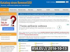 Miniaturka domeny katalog.remnet.pl