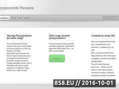 Miniaturka domeny katalog.warszawaseo.pl