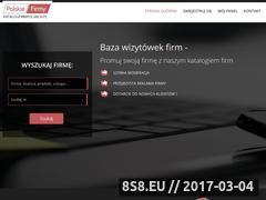 Miniaturka domeny www.katalogfirmpolskich.pl