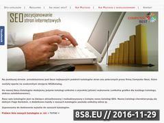 Miniaturka domeny www.katalogi.computerbest.pl