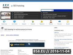 Miniaturka domeny katalogiseo.eu