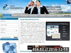 Miniaturka domeny katalogprzedsiebiorstw.pl