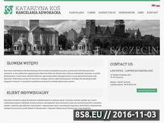 Miniaturka domeny katarzynakos.pl