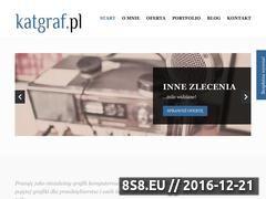 Miniaturka domeny katgraf.pl