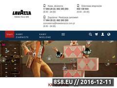 Miniaturka domeny www.kawalavazza.com.pl