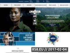 Miniaturka domeny www.kawalavazza.eu
