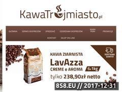 Miniaturka domeny kawatrojmiasto.pl