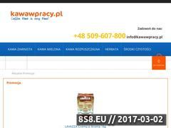 Miniaturka domeny www.kawawpracy.pl