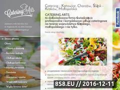 Miniaturka domeny www.kawiarnia-catering.pl