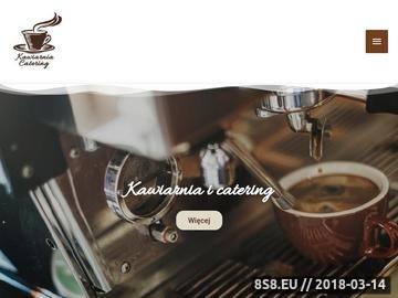 Zrzut strony Catering Warszawa