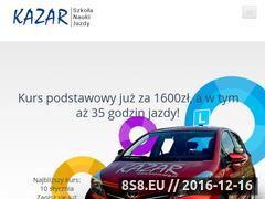 Miniaturka domeny www.kazar.org.pl