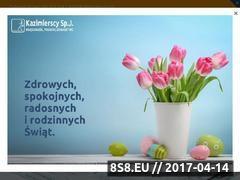 Miniaturka domeny kazimierscy.pl
