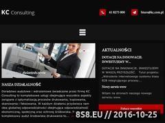 Miniaturka domeny kc.com.pl