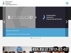 Miniaturka kcp.com.pl (Centrum psychodynamiczne)