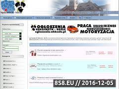 Miniaturka domeny kedzierzynkozle.bigtown.pl