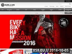 Miniaturka www.kellysbike.com (Rowery, rowery męskie i rowery damskie)