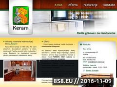Miniaturka domeny www.keram.krakow.pl