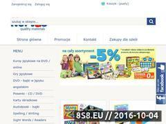 Miniaturka kertas.pl (Gry językowe, pomoce do angielskiego oraz flashcards)
