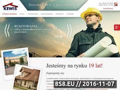 Miniaturka domeny kewis.pl