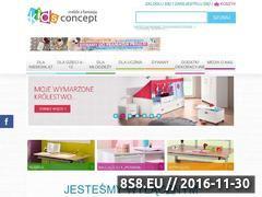Miniaturka domeny kidsconcept.pl