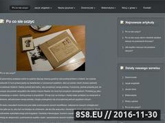 Miniaturka domeny www.kidzcorner.pl