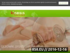 Miniaturka domeny kinesis-krakow.pl