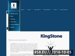 Miniaturka domeny king-stone.pl