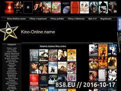 Miniaturka domeny www.kino-online.name