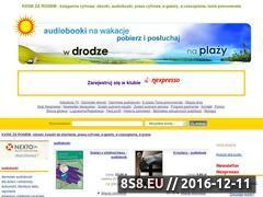 Miniaturka domeny kiosk-za-rogiem.nexto.pl