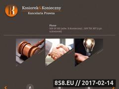 Miniaturka domeny kkkancelaria.pl