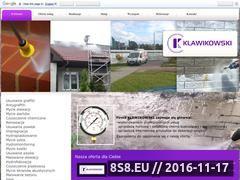 Miniaturka domeny www.klawikowski.pl