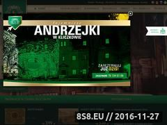 Miniaturka domeny www.kliczkow.com.pl