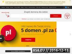 Miniaturka domeny www.klimagic.pl