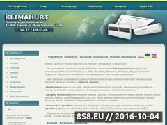 Miniaturka domeny www.klimahurt.pl