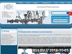 Miniaturka domeny www.klimatech.net.pl