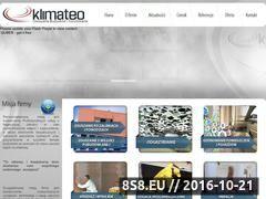 Miniaturka domeny klimateo.pl