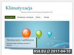 Miniaturka domeny www.klimatyzacja.przemyslowy.waw.pl