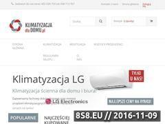 Miniaturka domeny klimatyzacjadladomu.pl