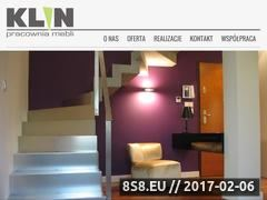 Miniaturka domeny www.klin.pl