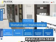 Miniaturka domeny klinikaplatek.pl