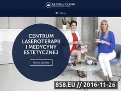 Miniaturka Klinika Tazbir (klinikatazbir.pl)