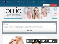 Miniaturka domeny klinikiurody.com.pl