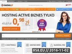 Miniaturka domeny www.klockidwa.pl